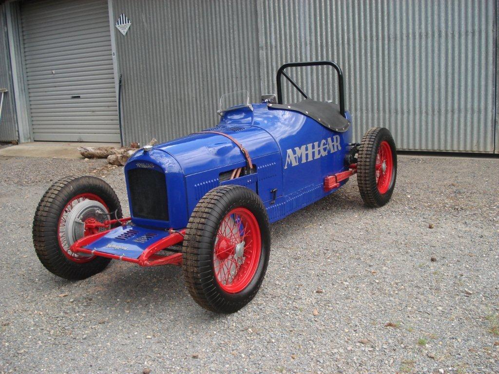 Amilcar Historic KB Racing Car – Collectable Classic Cars