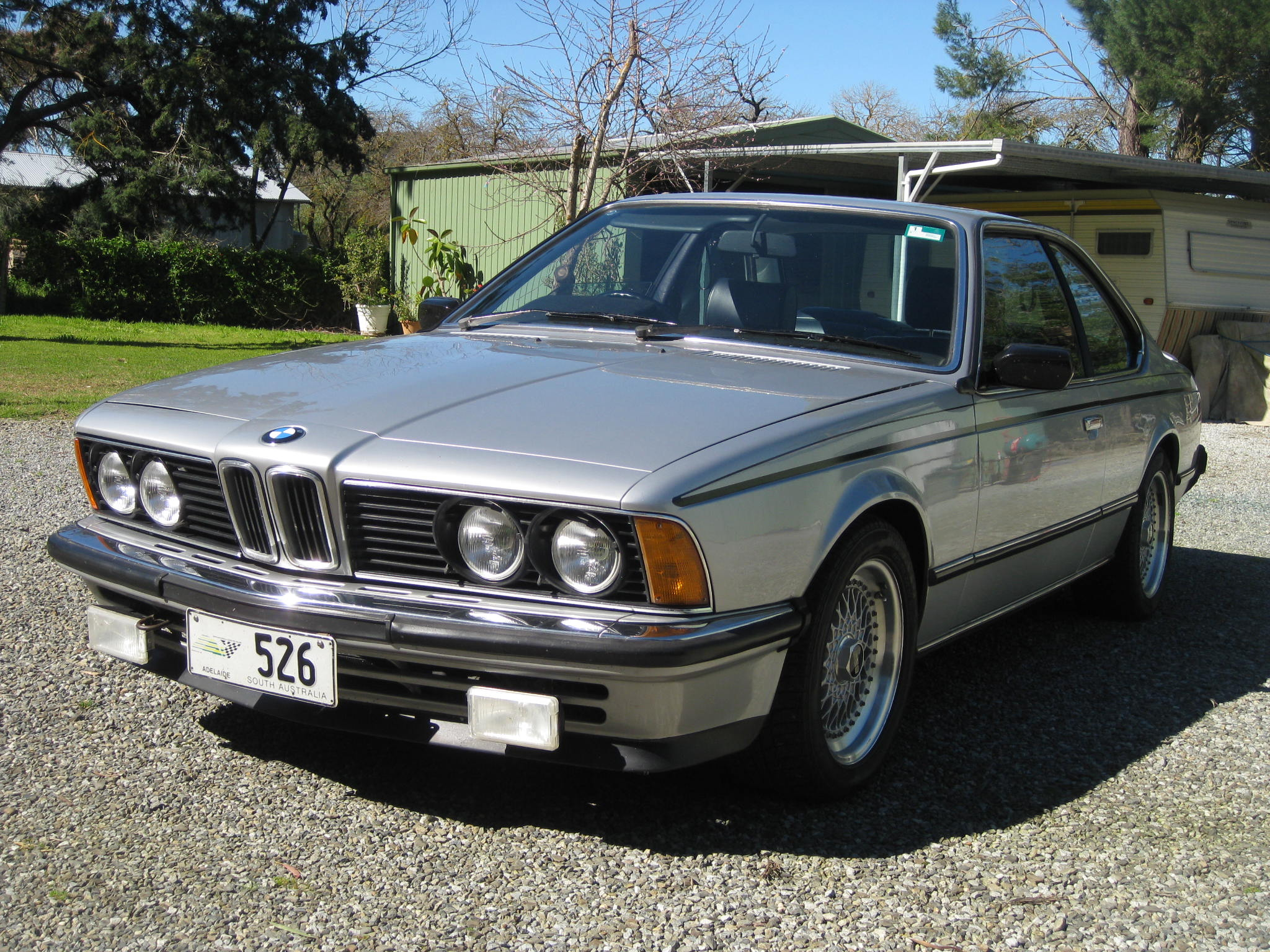 Your Mechanic Promo Code >> 1979 BMW 635 Csi – Collectable Classic Cars