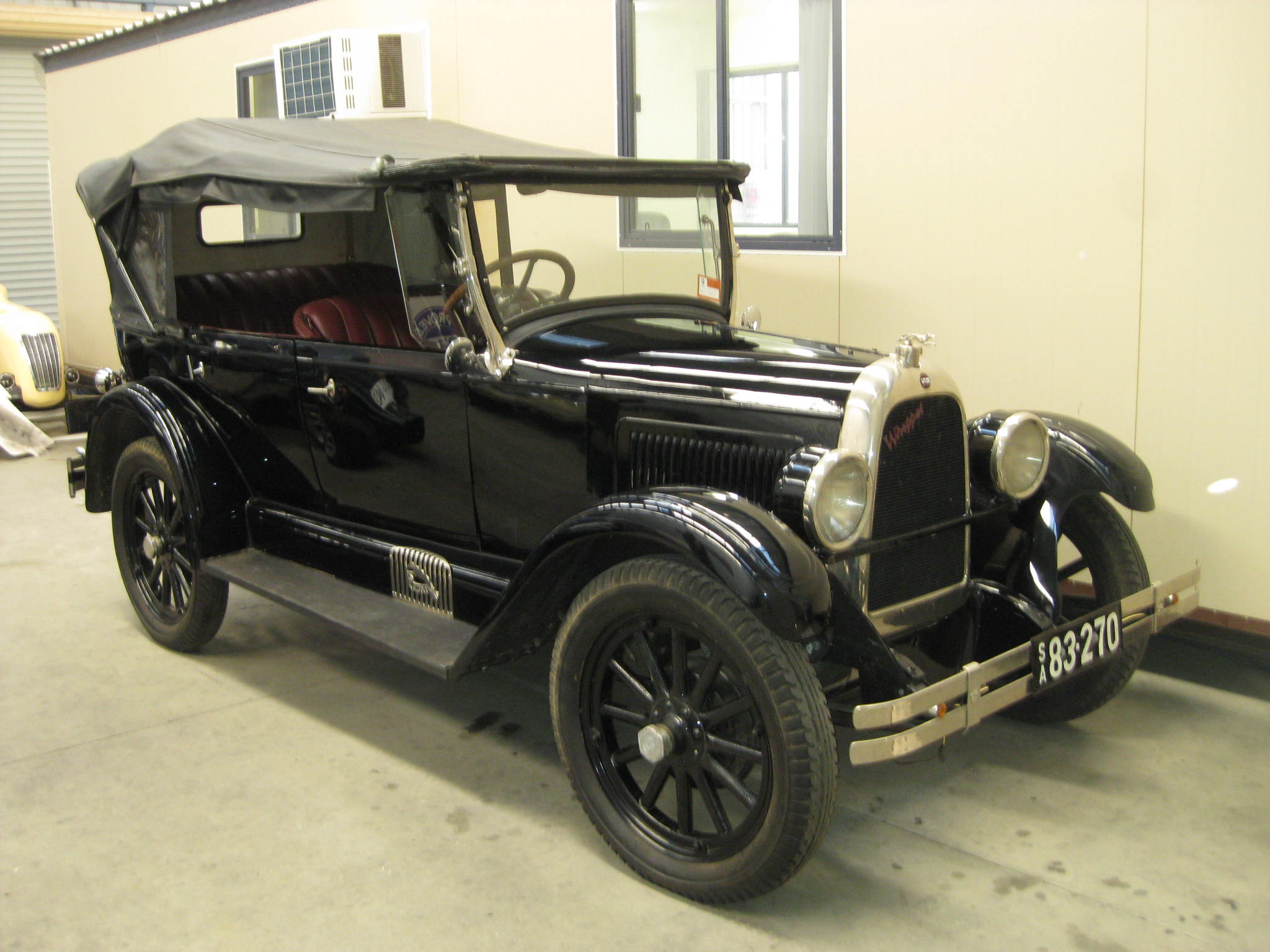 1926 Whippet Overland 96 – Collectable Classic Cars