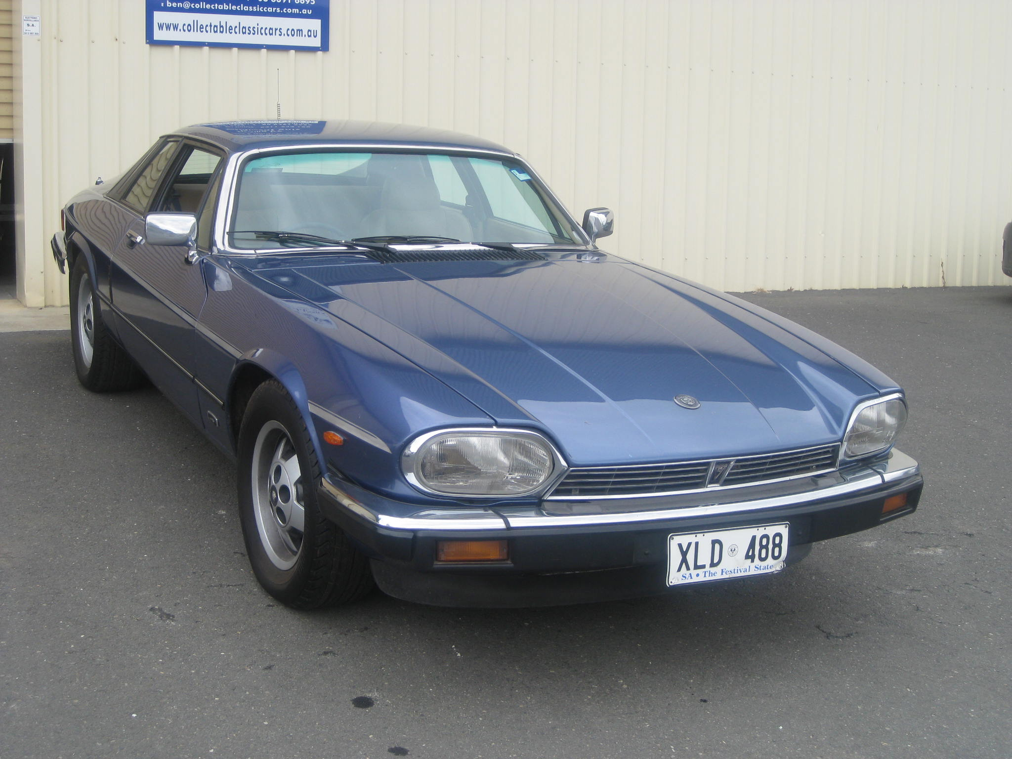 1984 Jaguar XJS HE – Collectable Classic Cars