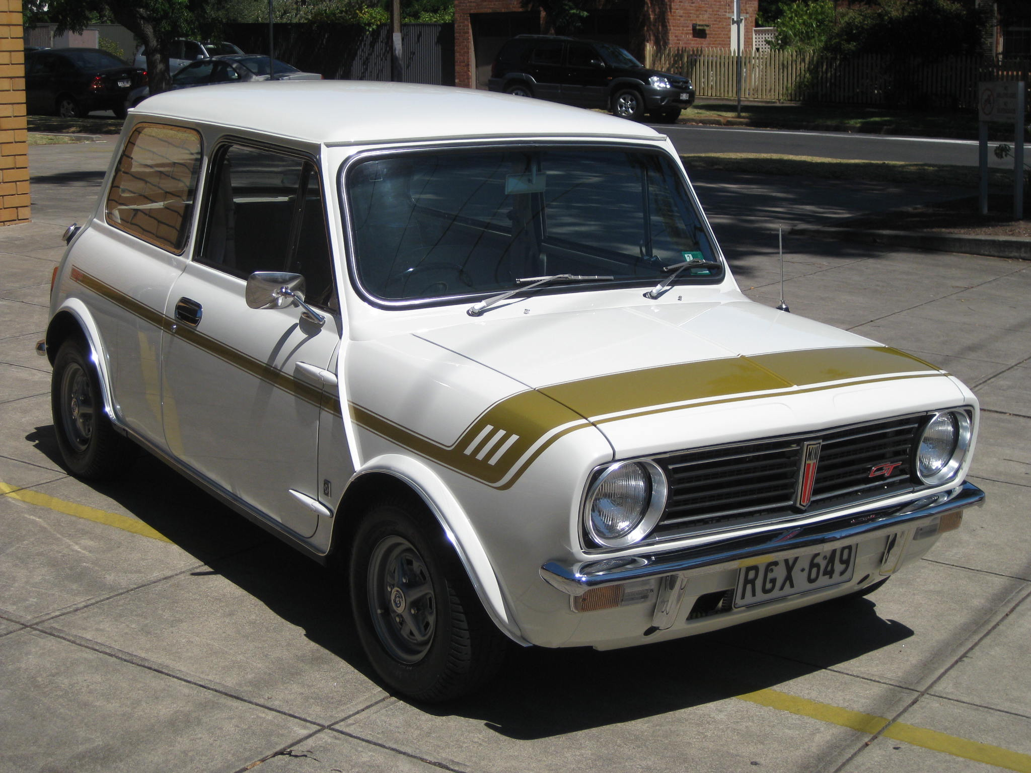 1971 Leyland Mini Clubman Gt Collectable Classic Cars