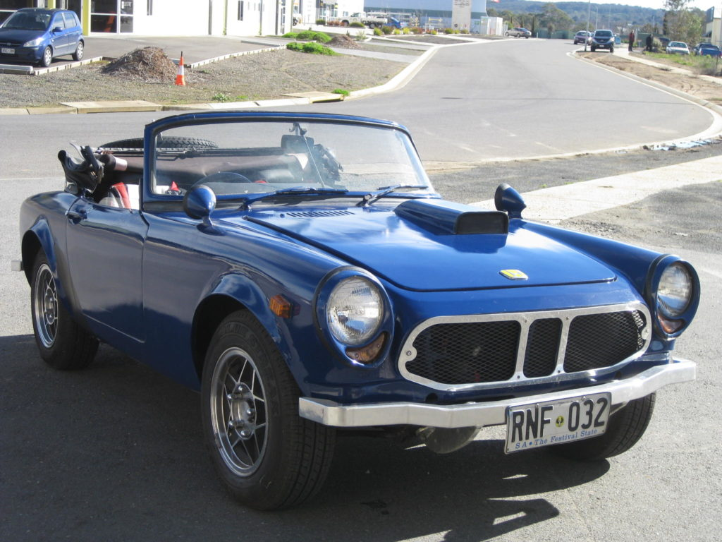1968 Modified Honda S800 – Collectable Classic Cars