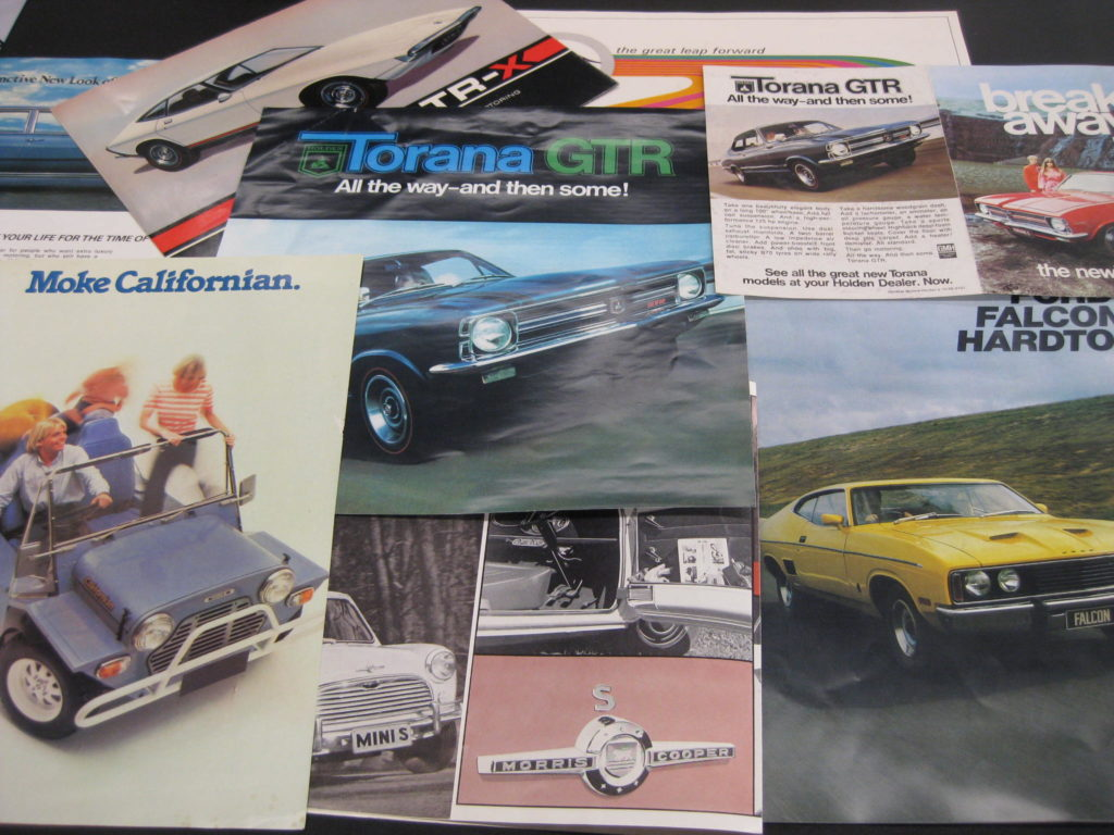 Wanted – Old Car Brochures – Collectable Classic Cars
