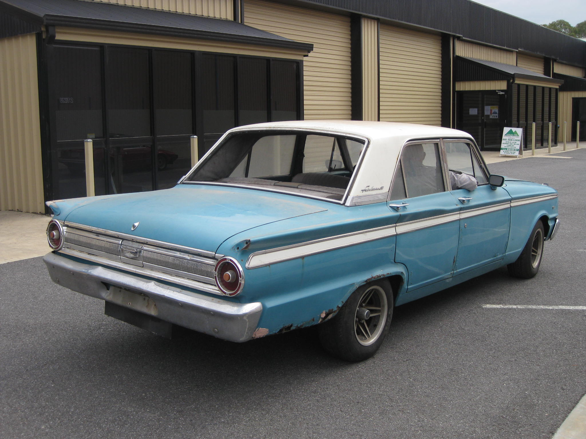 1963 Ford Fairlane 500 Compact Collectable Classic Cars
