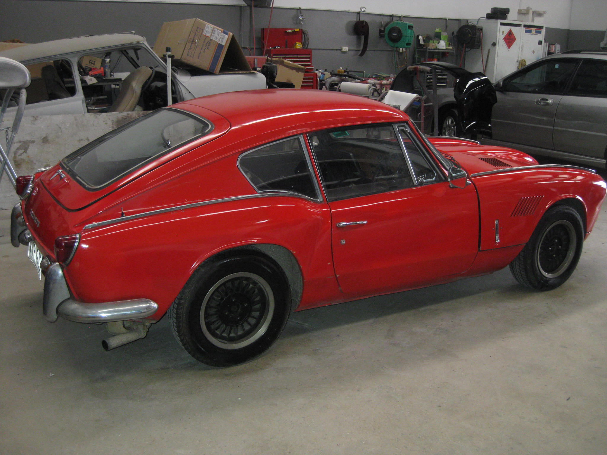 1967 Triumph GT6 Mk1 – Collectable Classic Cars