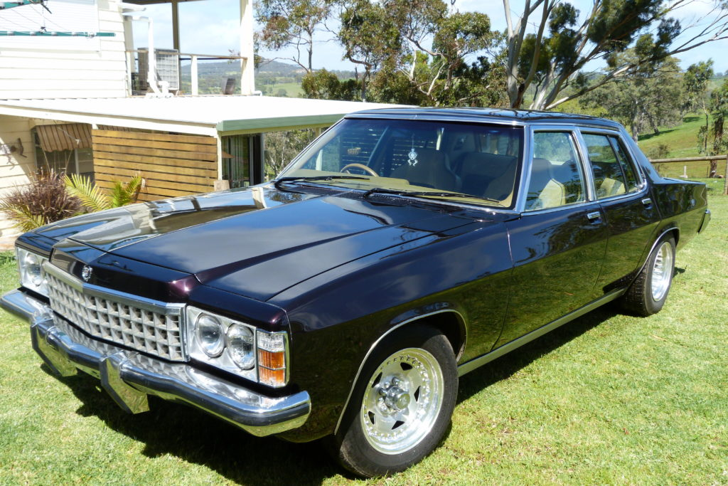Holden HZ Statesman SLE – Collectable Classic Cars