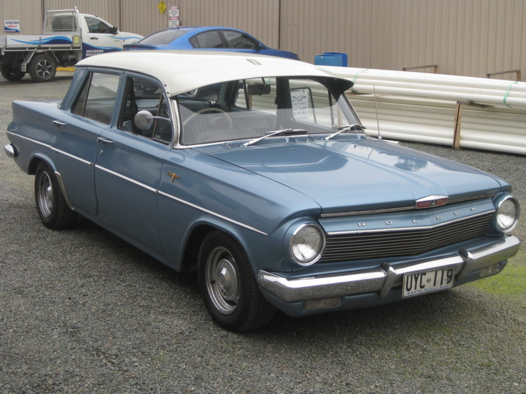 1963 Holden EJ Premier – Collectable Classic Cars