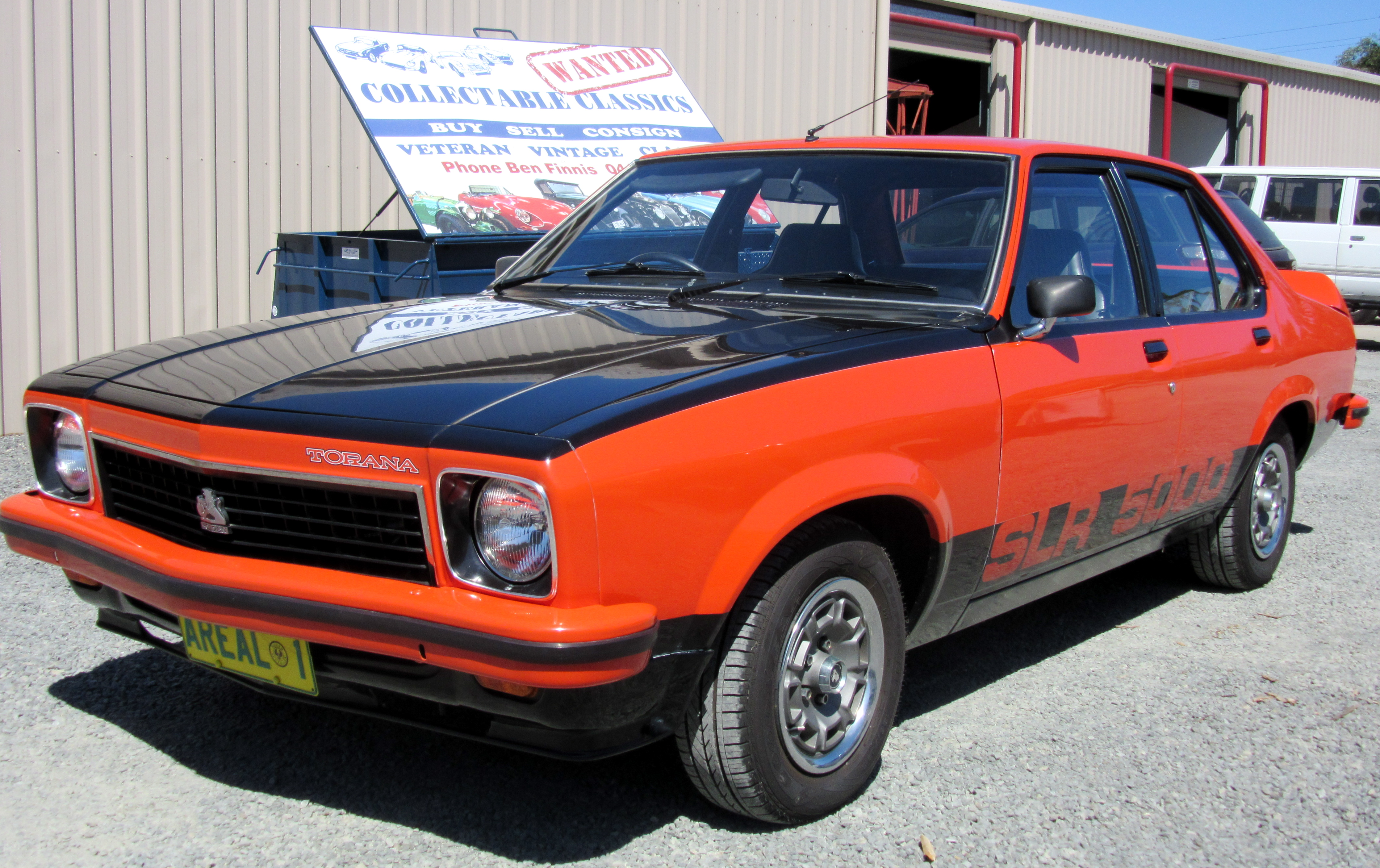 Muscle Cars List >> 1977 Holden LX SLR 5000 Torana – Collectable Classic Cars
