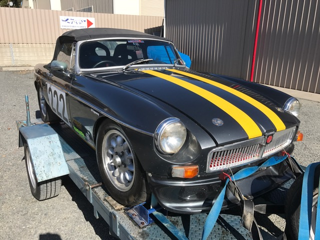 1968 MGB Road / Track Car – Collectable Classic Cars