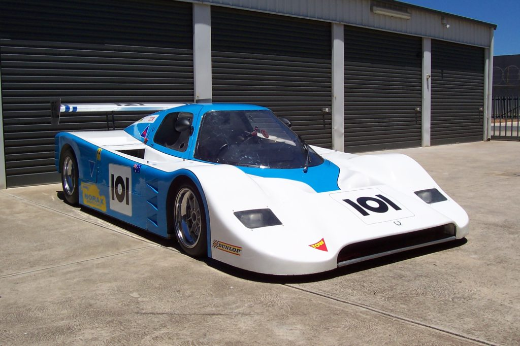 Norax Sports Prototype Collectable Classic Cars