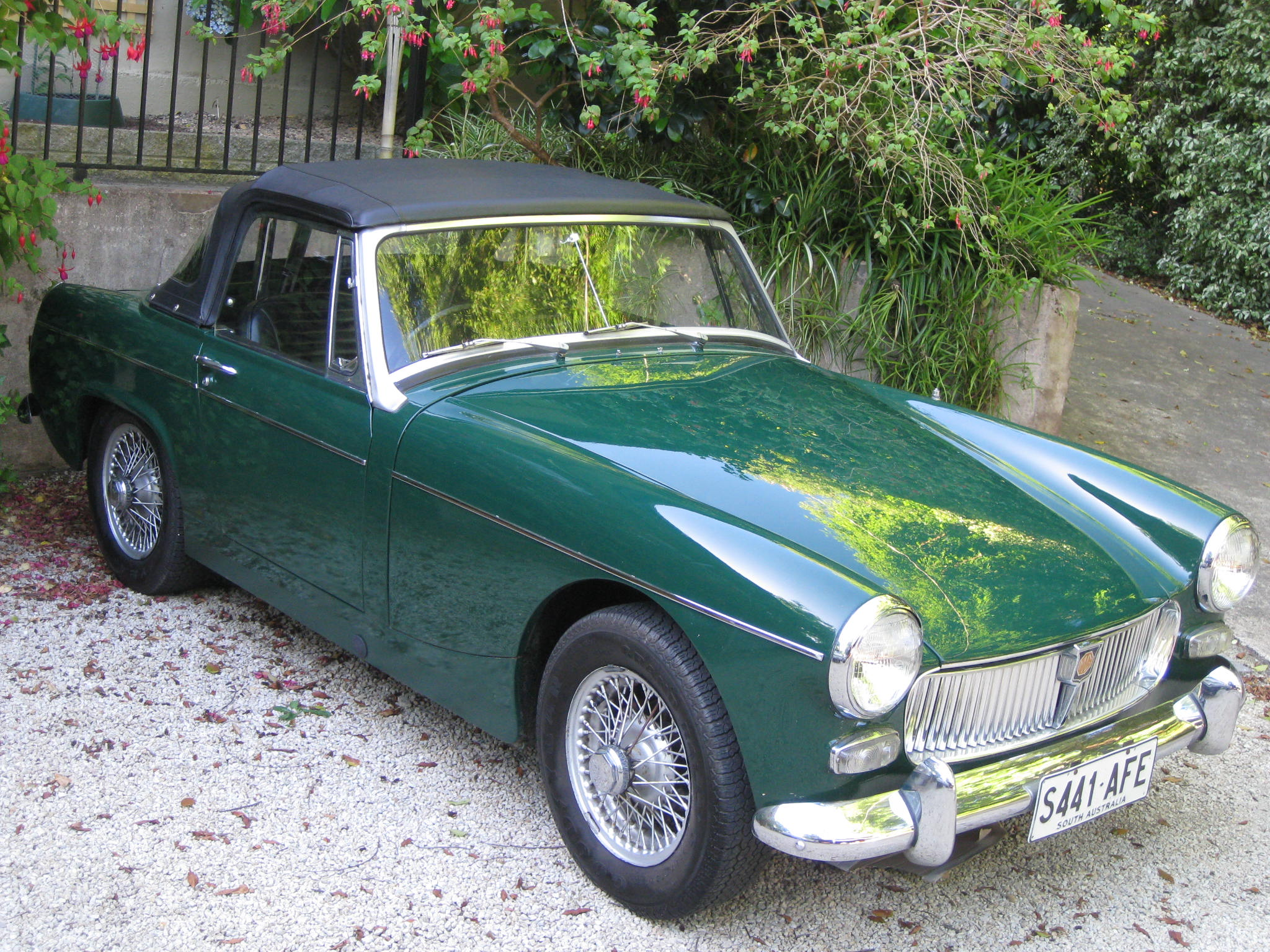 Mg midget used car value, hot thai bar girls