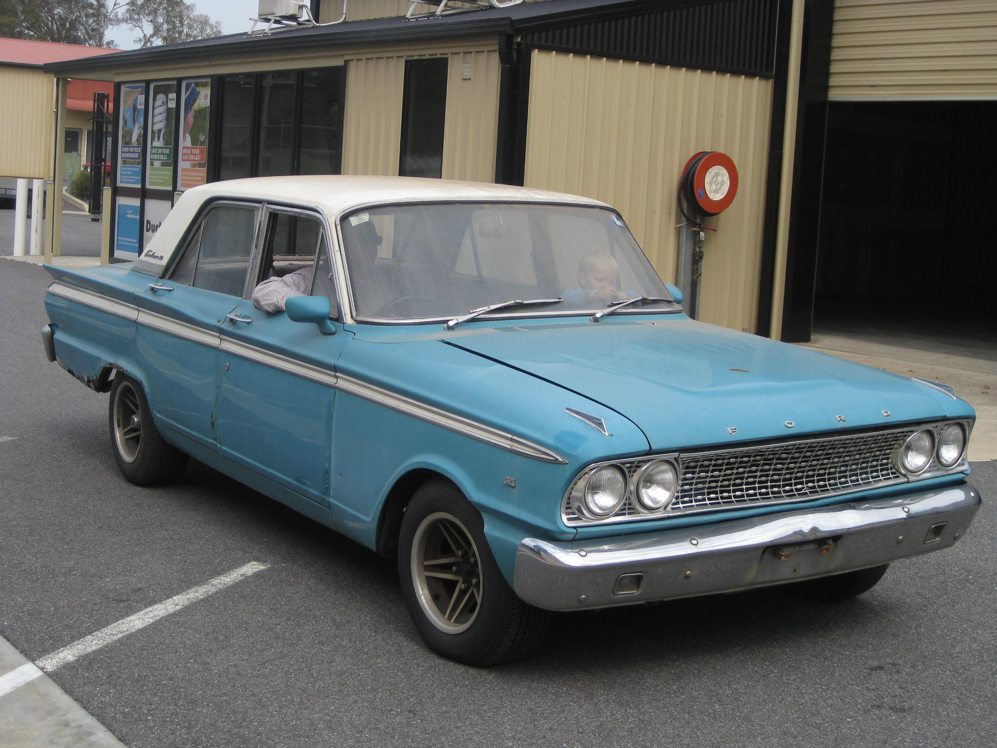 1963 Ford Fairlane 500 Compact – Collectable Classic Cars