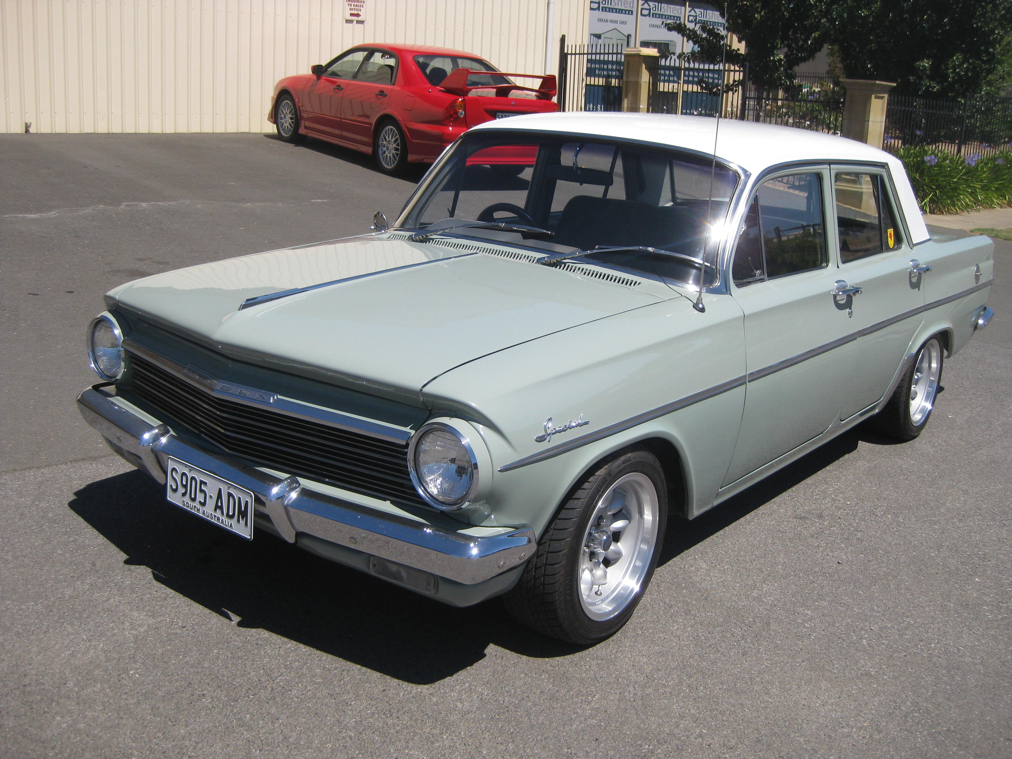 1964 EH Holden Special – Collectable Classic Cars