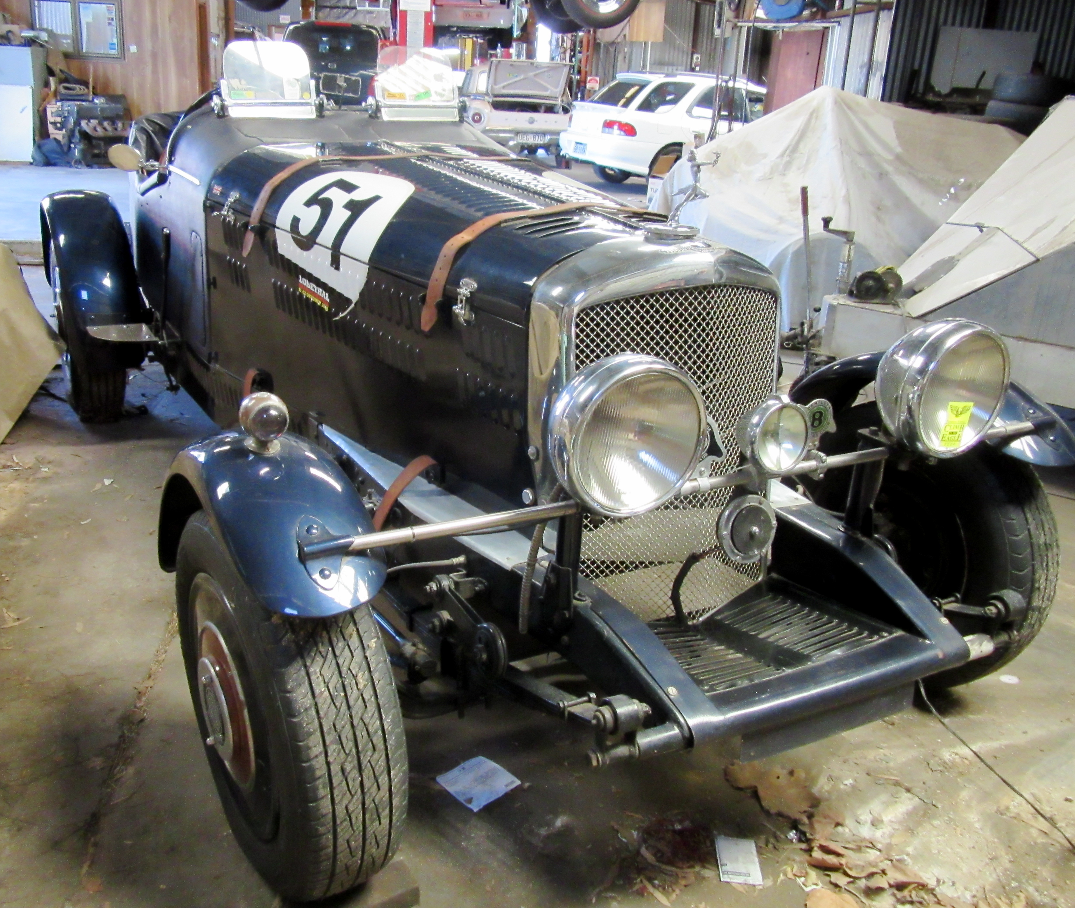 1939 Bentley Special Collectable Classic Cars