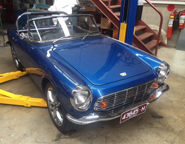 Honda S600 For Sale >> 1965 Honda S600 Collectable Classic Cars