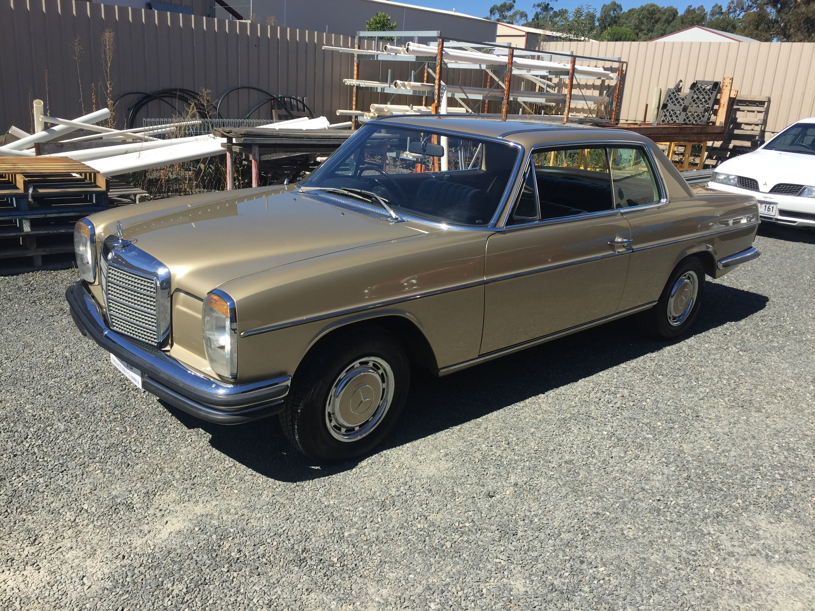 1972 Mercedes Benz 250CE – Collectable Classic Cars