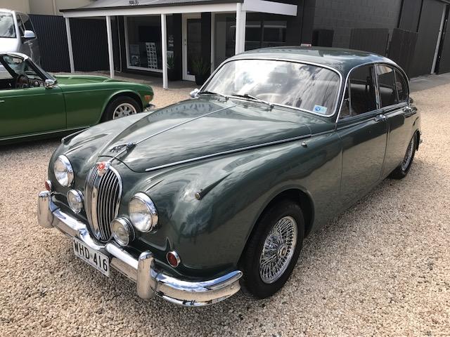 1961 Jaguar Mk2 3 4  U2013 Manual  U2013 Collectable Classic Cars