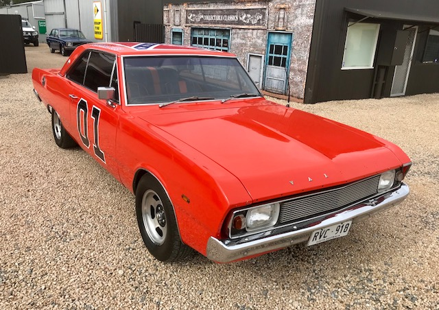 1970 Valiant VG 2 Door V8 – Collectable Classic Cars