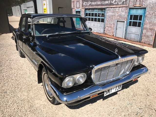 1962 Chrysler Valiant S-Series – Collectable Classic Cars
