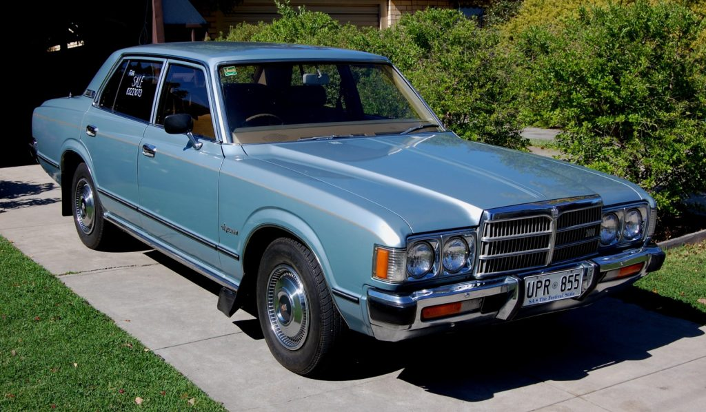 Toyota Crown Super Saloon – Collectable Classic Cars